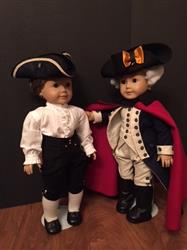 Sewbig verified customer review of 18th Century Molded Felt Hat Multi Sized Doll Clothes Pattern