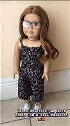Kika H. verified customer review of Culotte Jumpsuit 18 Doll Clothes Pattern