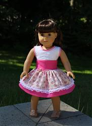 Sharon verified customer review of I Luv Summer 18 Doll Clothes Pattern