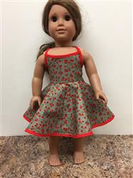Carol verified customer review of Sweet All Around Sundress 18 Doll Clothes Pattern