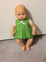 K A. verified customer review of My Baby Girl Romper 15 Doll Clothes Pattern