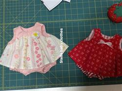 Dufford verified customer review of My Baby Girl Romper 15 Doll Clothes Pattern