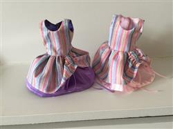 Alison K. verified customer review of Maddy Lou Dress Pattern for Les Cheries and Hearts for Hearts Girls Dolls