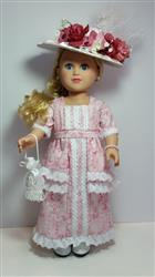 Liana G. verified customer review of Edwardian Fancy Bundle 18 Doll Clothes Pattern
