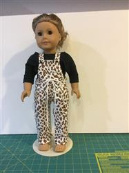 Jean B. verified customer review of NOT!  Your Mama's Overalls 18 Doll Clothes
