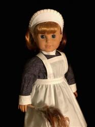 Sewbig verified customer review of Edith  WW1 VAD Nurse Uniform 18 Doll Clothes Pattern