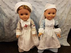 Barbara T. verified customer review of Edith  WW1 VAD Nurse Uniform 18 Doll Clothes Pattern