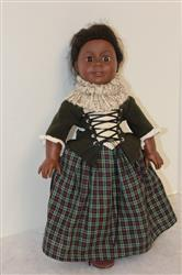 Outlandish: Highland Lass 18 Doll Clothes