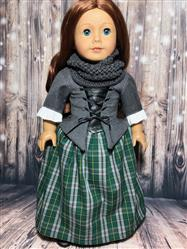 Marilyn C verified customer review of Outlandish: Highland Lass 18 Doll Clothes