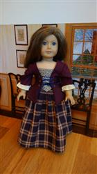 Stephanie S. verified customer review of Outlandish: Highland Lass 18 Doll Clothes