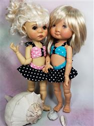 Shirley F. verified customer review of Making Waves Swimsuit 18 Doll Clothes