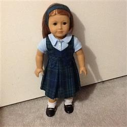 K A. verified customer review of School Daze Jumper and Blouse 18 Doll Clothes Pattern