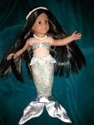 A Mermaid Tale 18 Doll Clothes