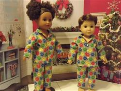 Shelly H. verified customer review of Heartwarming Pajamas 18 Doll Clothes Pattern