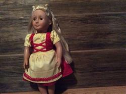Belinda H. verified customer review of Dirndl 18 Doll Clothes Pattern