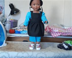 VICKI ABBOTT verified customer review of Amish Outfit 18 Doll Clothes