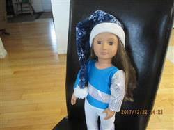 Shari D. verified customer review of Stocking Cap 18 Doll Accessories