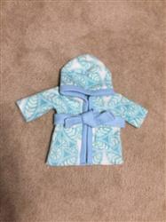 Panda Robe 18 Doll Clothes