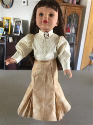 Turn of the Century Shirtwaists 18 Doll Clothes