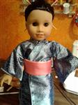 jennifer r. verified customer review of Kimono / Bathrobe 18 Doll Clothes Pattern