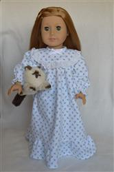 Sherry M. verified customer review of Old Fashioned Nightgown 18 Doll Clothes Pattern