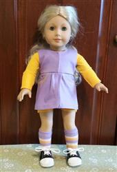 Base Layer Bodysuit 18 Doll Clothes