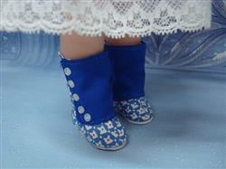 Lissy Boots 18 Doll Shoe Pattern