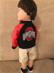 Sandra C. verified customer review of Sofie's Team Jacket 18 Doll Clothes Pattern