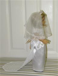 Sydney Spring Wedding Dress 18 Doll Clothes
