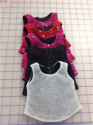 Cathleen M. verified customer review of Lace Overlay Tank Top 18 Doll Clothes Pattern