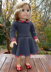 Jane Whiteley verified customer review of Wear Anywhere Dress 18 Doll Clothes Pattern