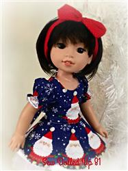 Faerie Faye 14.5 Doll Clothes Pattern
