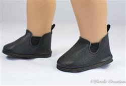 Carol W. verified customer review of Chelsea Ankle Boots 18 Doll Shoes