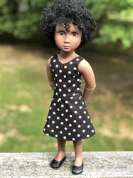 Melody verified customer review of Mackenzie Dress Pattern for AGAT Dolls