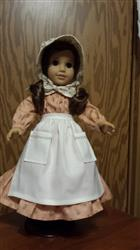 Donna Y. verified customer review of Prairie Rose 18 Doll Clothes