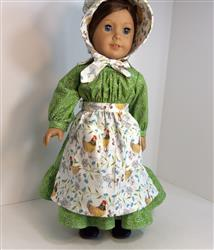 Mette Kelley verified customer review of Prairie Rose 18 Doll Clothes