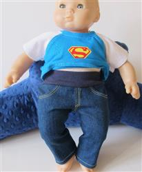 Jeans Bundle 15 Doll Clothes Pattern