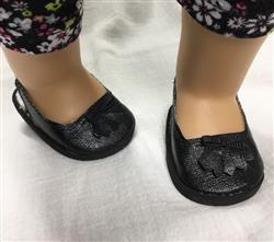 Carol W. verified customer review of Daria Slip-Ons 18 Doll Shoes
