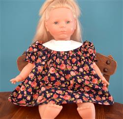 Meloe verified customer review of Round Collar Dress and Bloomers 15 Doll Clothes