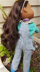 Barbara verified customer review of Oh My Gosh! Overalls 14.5 Doll Clothes Pattern