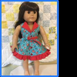 Patricia L. verified customer review of Topsy Turvy 18 Doll Clothes
