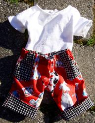 Elana  verified customer review of Summer Camp Collection: Roll-Up Capris 18 Doll Clothes