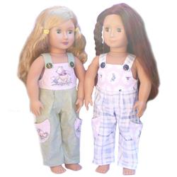 Jess verified customer review of City Casual Jumpsuit 18 Doll Clothes Pattern