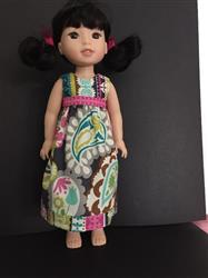 TWYLA A. verified customer review of Strawberry Patch 14.5 Doll Clothes Pattern