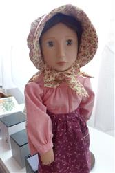Prairie Rose Bundle 16 and 18 Doll Clothes