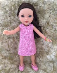 Carol L. verified customer review of Plain Jane Shoes for Les Cheries and Hearts For Hearts Girls Dolls
