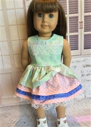 Kristin B. verified customer review of Lacie 18 Doll Clothes Pattern