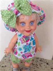 sandy s. verified customer review of Workshop Elf 18 Doll Clothes Pattern