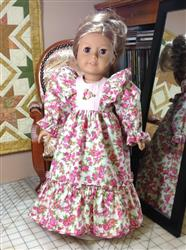 Jane J. verified customer review of Ruffled Nightgown 18 Doll Clothes