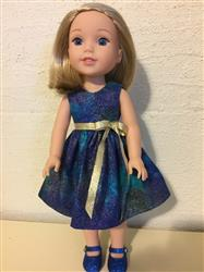 Princess Anya 14.5 Doll Clothes Pattern